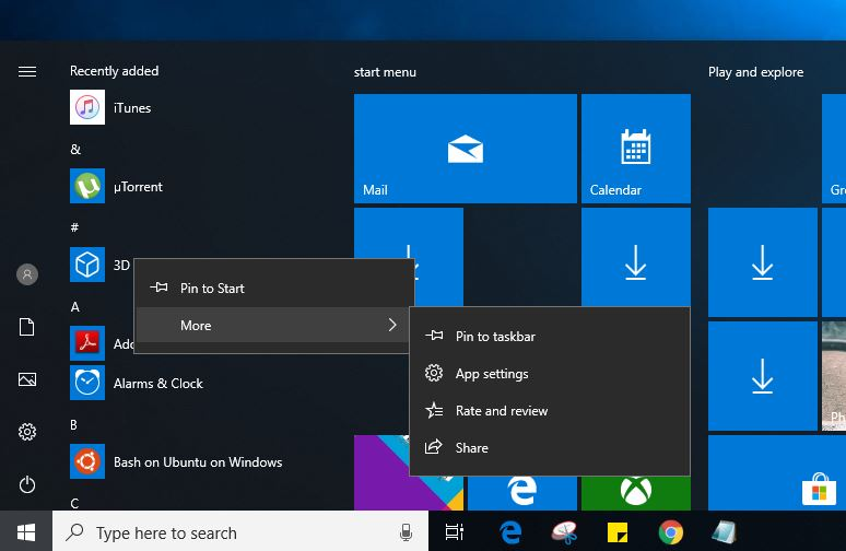 How To Uninstall Windows 10 Built in apps with powershell