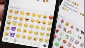 Get iOS emojis on Android without root