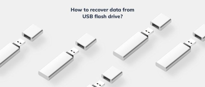 Recover Corrupted Files from USB Drive
