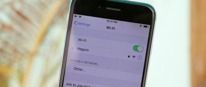 iPhone Keeps Disconnecting from WiFi