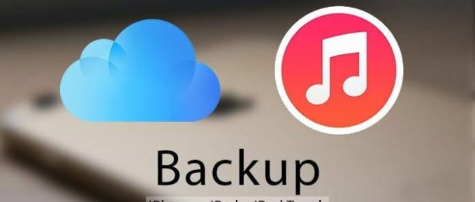 Back Up Your iPhone