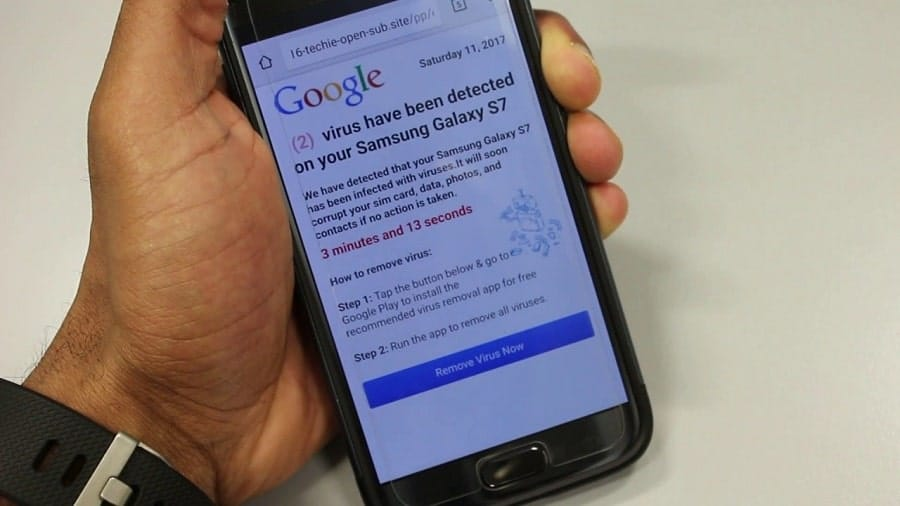 Tips to keep your android phone secure