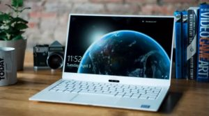 setup and start your New Windows 10 Laptop