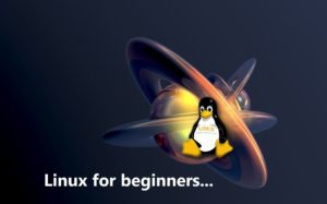 Linux for beginners