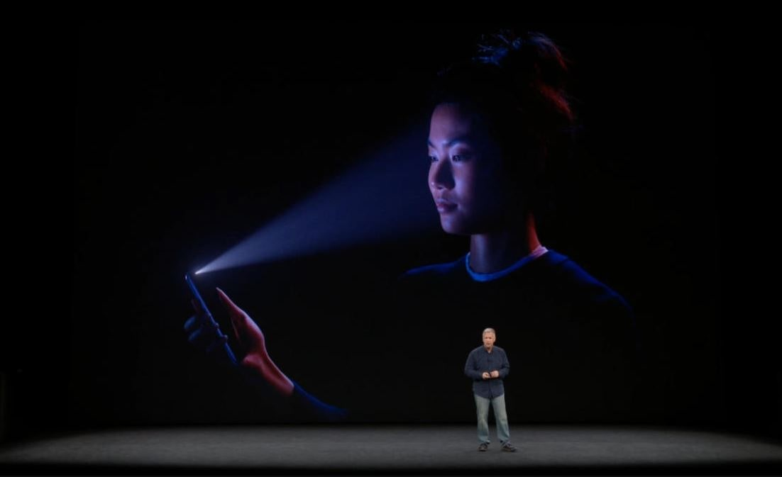 Apples Face ID