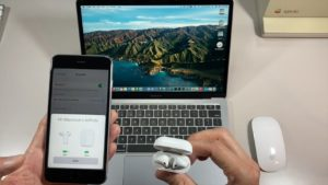 AirPods Not Switching Between Mac and iPhone