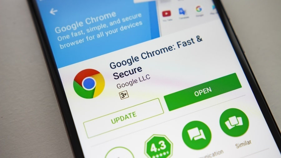 chrome download android