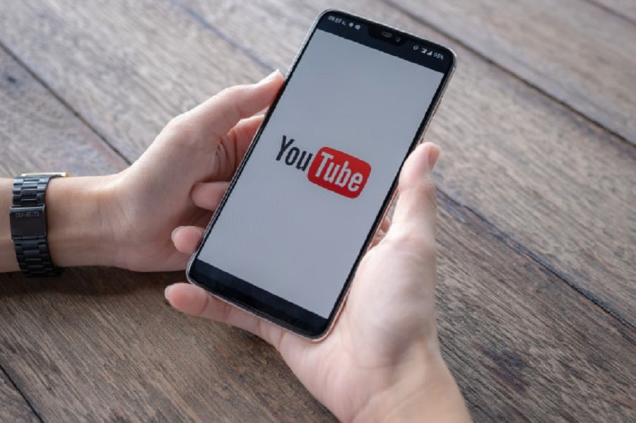 YouTube not working android