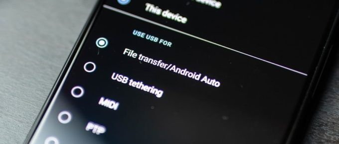 Android File Transfer Not Working